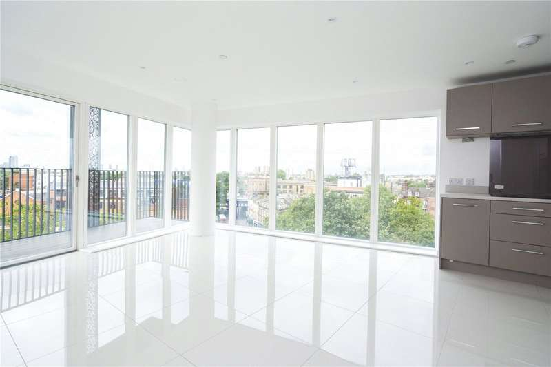 2 Bedrooms Flat for sale in Atkins Square, Dalston Lane, London, E8