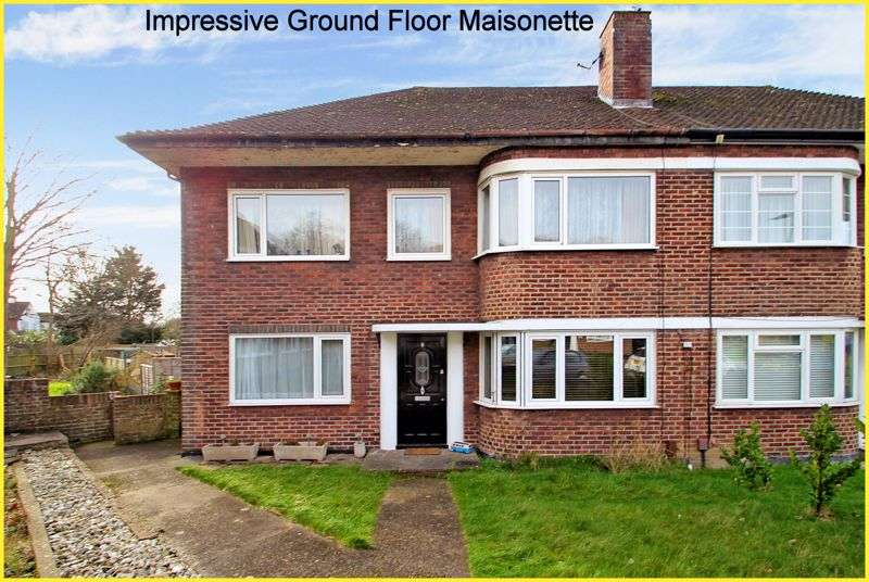 2 Bedrooms Property for sale in Rosslyn Close, West Wickham