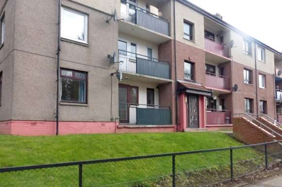 2 Bedrooms Flat for rent in Findale Street, Fintry, Dundee, DD4