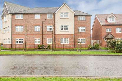2 Bedrooms Flat for sale in Olympian Close, Chorley, Lancashire