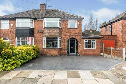 3 Bedrooms Semi Detached House for sale in Greenacre Lane, Worsley, Manchester, Greater Manchester
