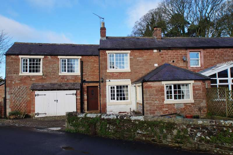 2 Bedrooms Semi Detached House for sale in Brier Lonning, Hayton, Brampton, CA8