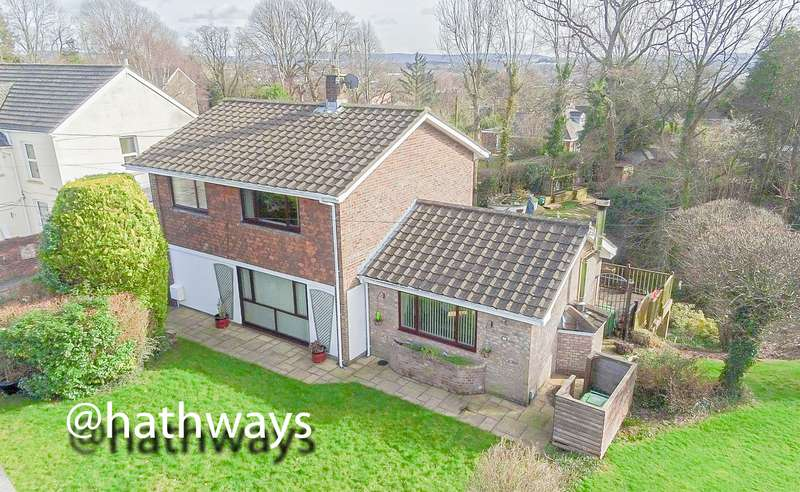 3 Bedrooms Property for sale in Church Road, Pontnewydd, Cwmbran