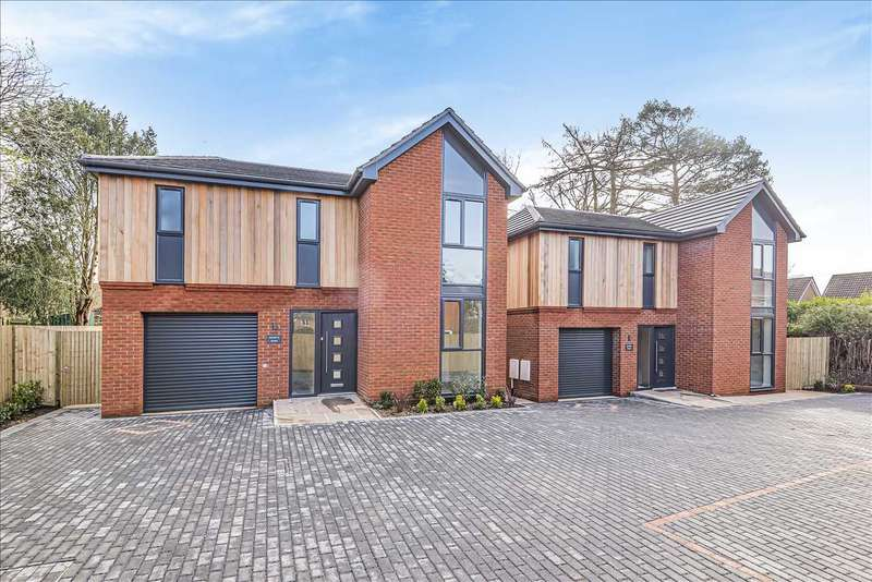 3 Bedrooms Detached House for sale in Brand New Home off Evingar Road, Plot 1, Evingar Road, Whitchurch