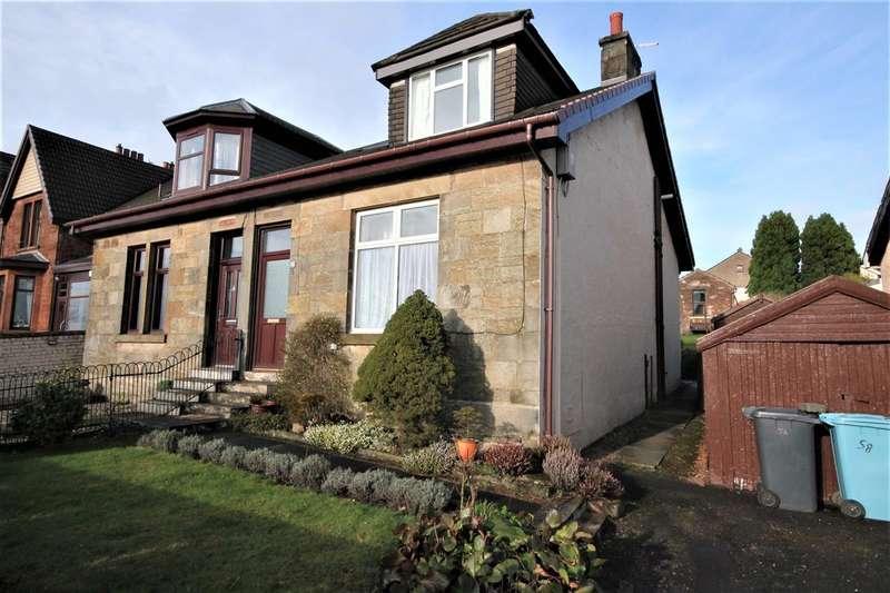 3 Bedrooms Semi Detached House for sale in Townhead Road, Coatbridge