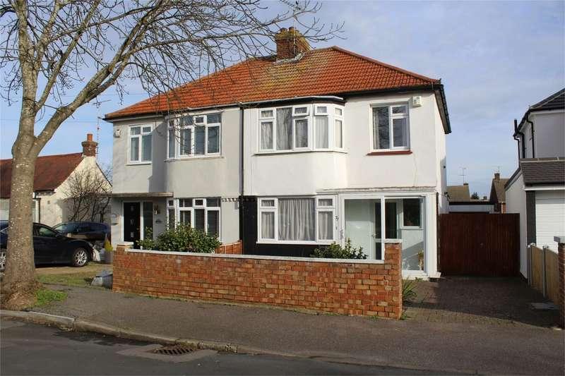 3 Bedrooms Semi Detached House for sale in Herbert Road, RAINHAM, GILLINGHAM, Kent