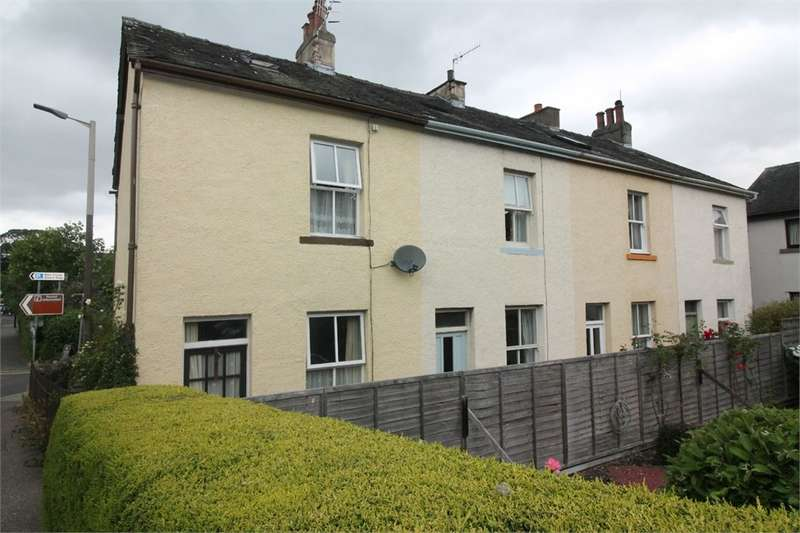 3 Bedrooms Detached House for sale in 12 Greta Villas, KESWICK, Cumbria