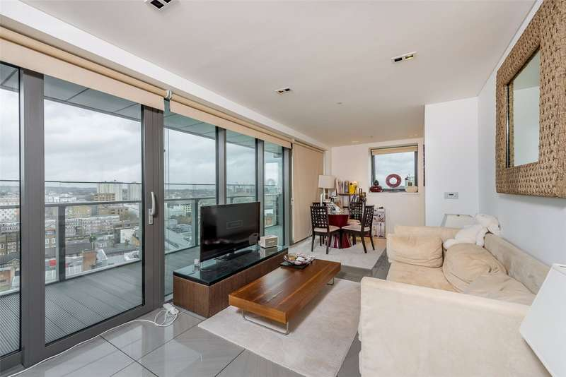 1 Bedroom Apartment Flat for sale in Triton Building, 20 Brock Street, Regents Place, NW1