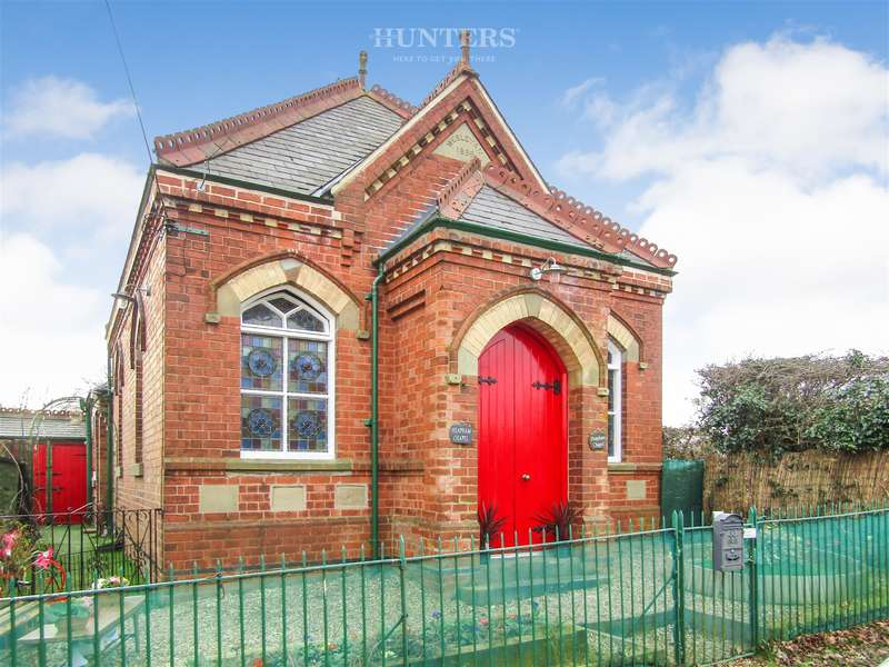 1 Bedroom Detached House for sale in Heapham, Gainsborough, DN21 5PT