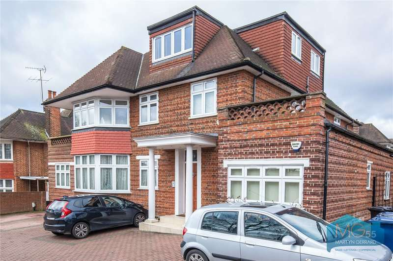 2 Bedrooms Maisonette Flat for sale in Holders Hill Road, Hendon, London, NW4