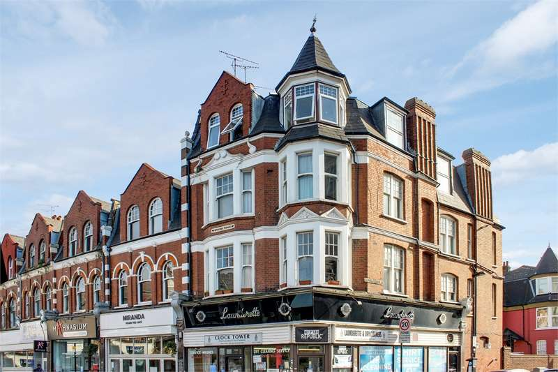 2 Bedrooms Flat for sale in Fairfield Gardens, Crouch End, London