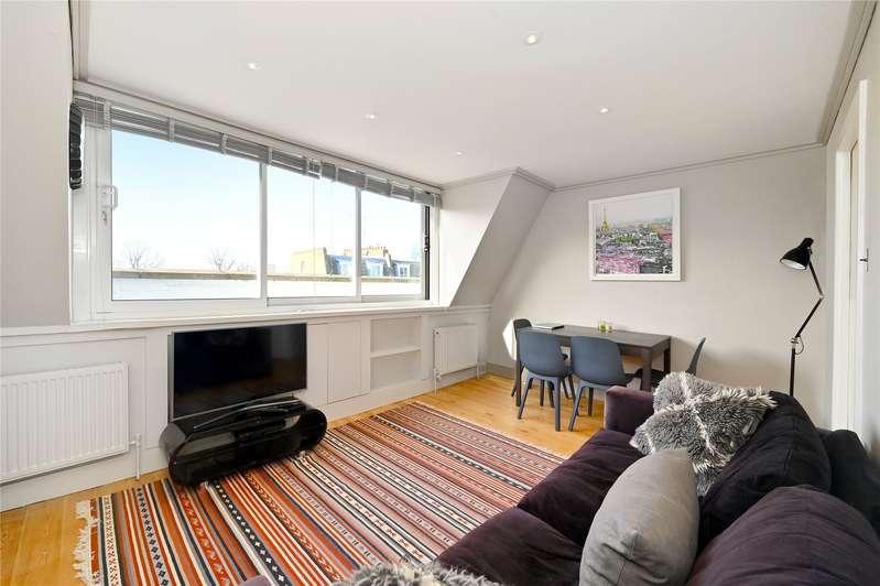 1 Bedroom Flat for sale in Ifield Road, London, SW10