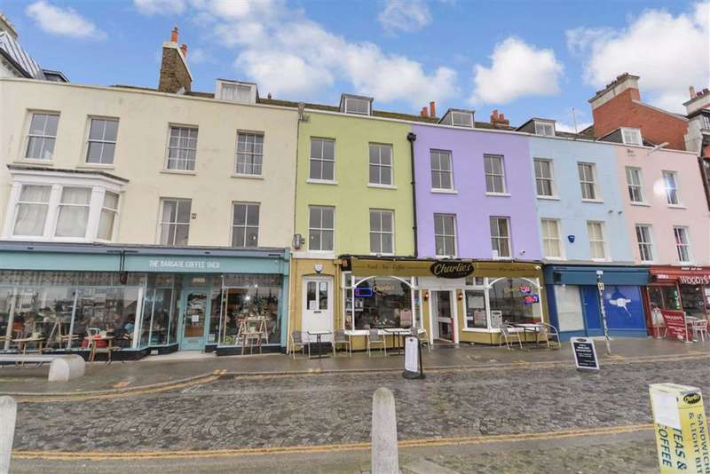 3 Bedrooms Flat for sale in 14 The Parade, Margate, Kent