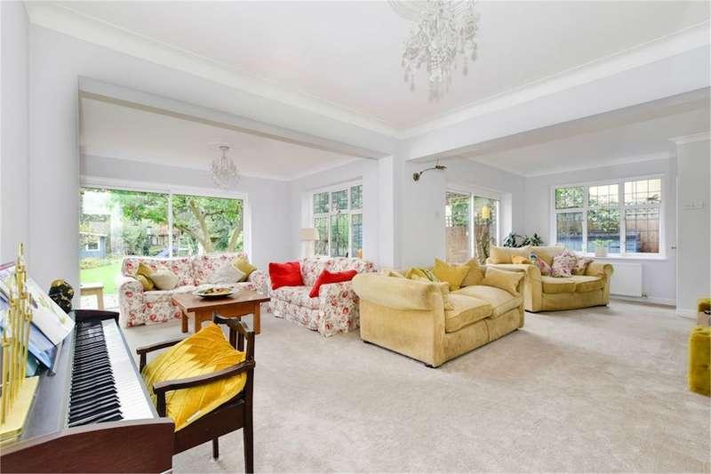 4 Bedrooms Detached House for sale in Langley Park Road, Iver, SL0