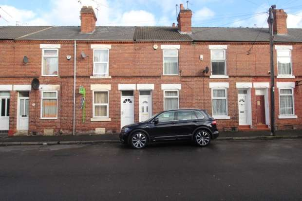 2 Bedrooms Terraced House for sale in Gladstone Road, Doncaster, South Yorkshire, DN4 0ER
