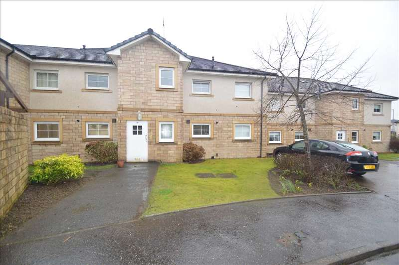 2 Bedrooms Apartment Flat for sale in Grace Wynd, Hamilton