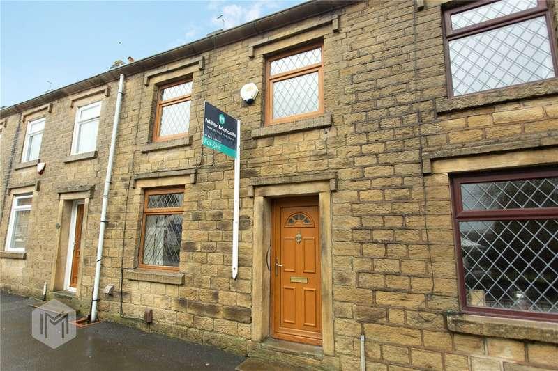 3 Bedrooms Terraced House for sale in Blackburn Road, Egerton, Bolton, Greater Manchester, BL7