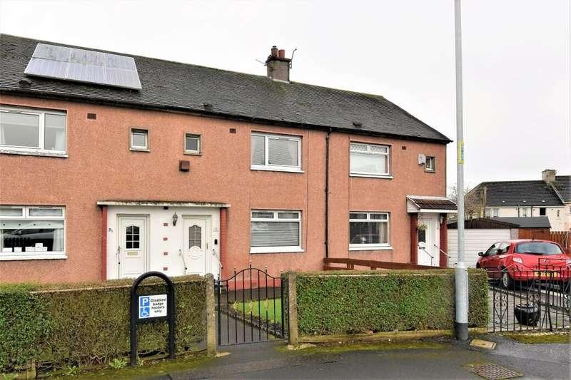 2 Bedrooms Property for sale in Warnock Crescent, Bellshill, ML4
