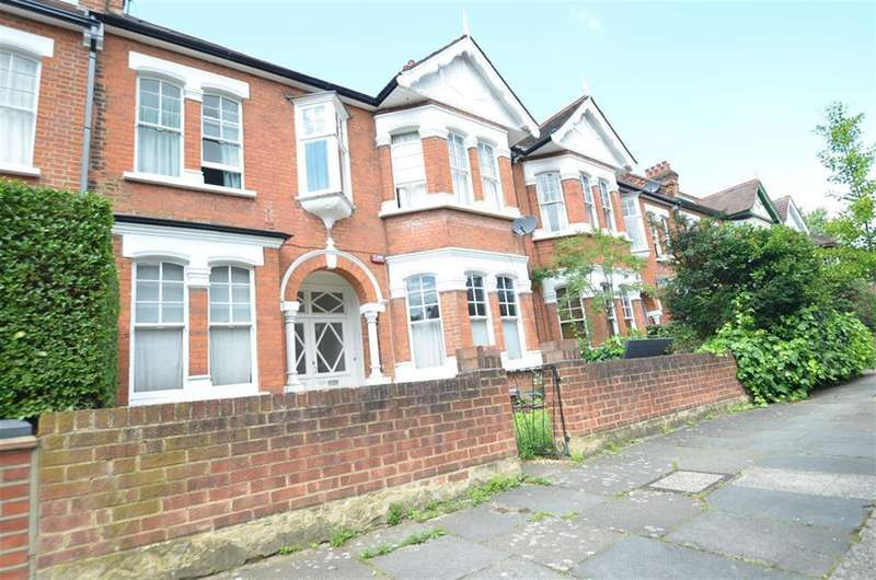 4 Bedrooms Farm House Character Property for sale in Woodgrange Avenue, Ealing Common, London, W5 3NY