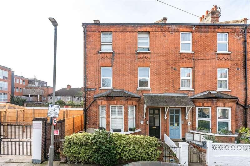 2 Bedrooms Flat for sale in Stella Road, London, SW17