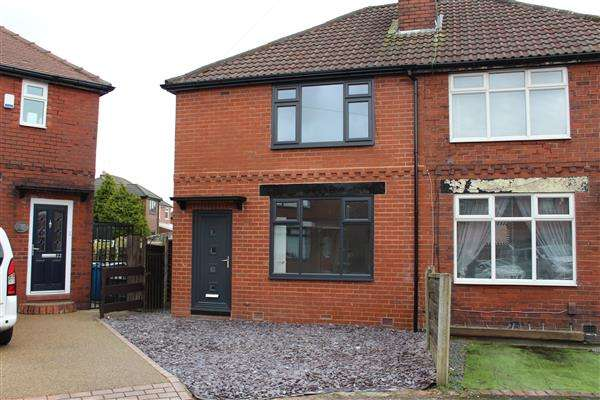 3 Bedrooms Semi Detached House for sale in Berkeley Avenue, Manchester