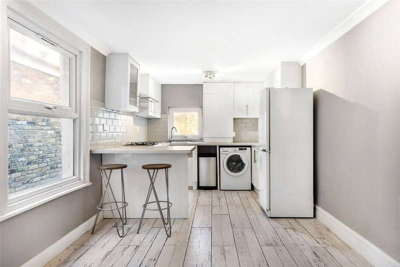 3 Bedrooms House for sale in Noyna Road, London, SW17