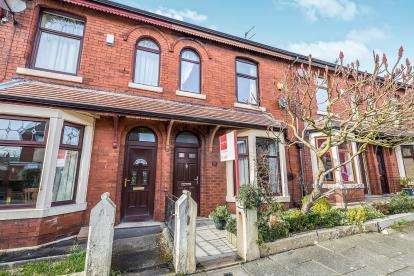 3 Bedrooms Terraced House for sale in Franklin Road, Witton, Blackburn, Lancashire