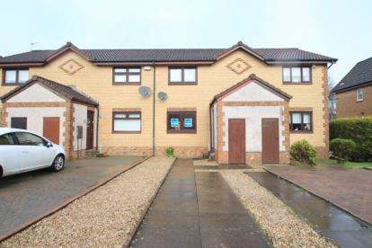 2 Bedrooms Terraced House for sale in Springcroft Gardens, Baillieston, Glasgow, Lanarkshire