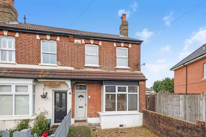 2 Bedrooms End Of Terrace House for sale in Perry Hall Road, Orpington, Kent, BR6 0HS