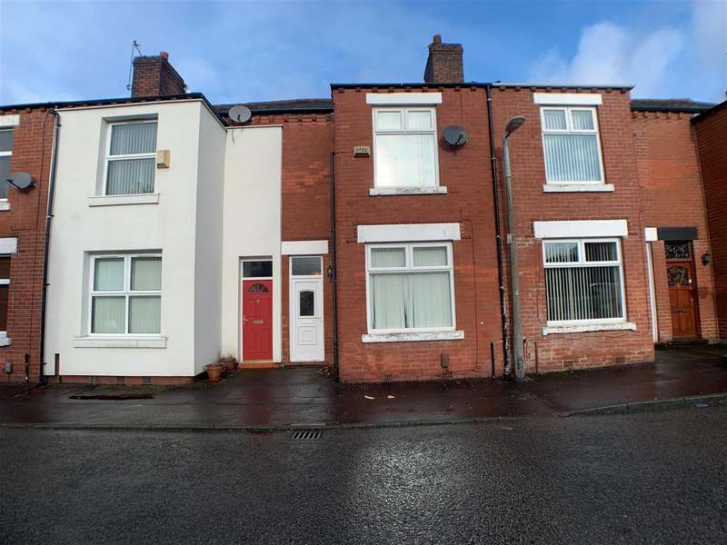 2 Bedrooms Terraced House for sale in Saxby Street, Salford
