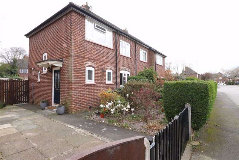 3 Bedrooms Semi Detached House for sale in Whiteholme Avenue, Chorlton, Manchester, M21