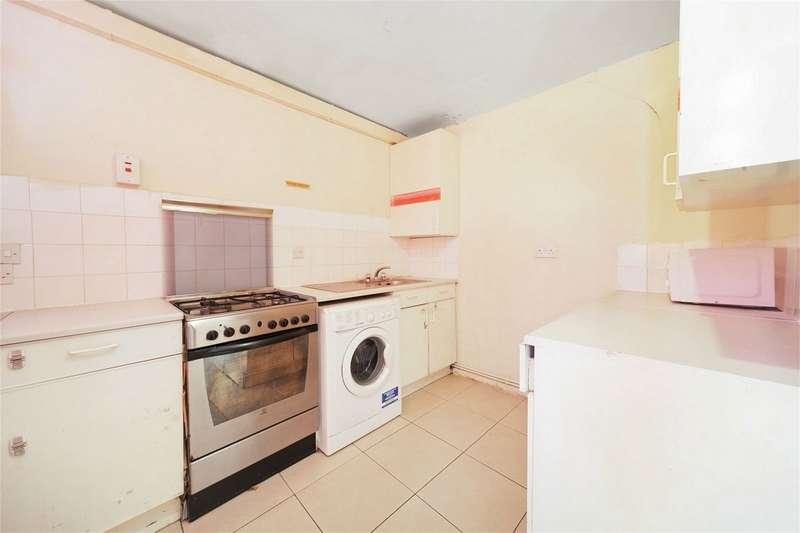 1 Bedroom Flat for sale in Hardie Close, Neasden