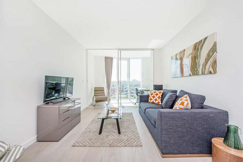 1 Bedroom Flat for sale in Sky Gardens, Wandswoth Road, Nine Elms, London