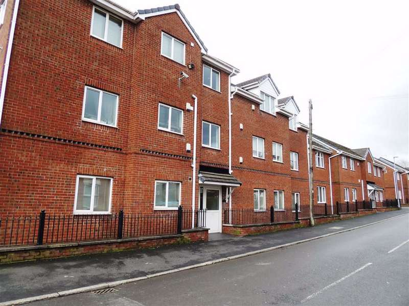 2 Bedrooms Flat for sale in 1 Stansfield Street, Newton Heath, Manchester