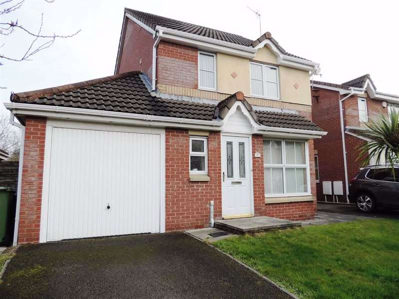 3 Bedrooms Detached House for sale in Hollybank, Droylsden, Manchester