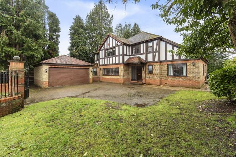 5 Bedrooms Detached House for sale in Parsonage Lane, Farnham Common, SL2