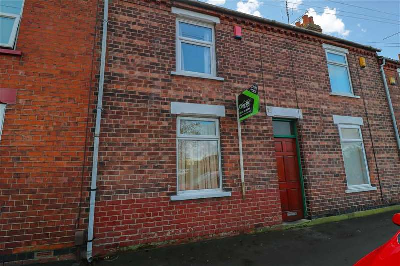 2 Bedrooms Terraced House for sale in Coulson Road, Lincoln