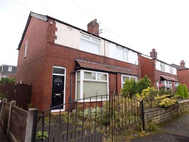 2 Bedrooms Semi Detached House for sale in Abingdon Road, Bolton, Lancashire, BL2