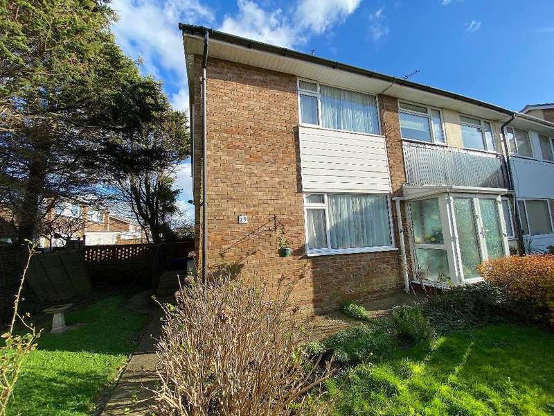 3 Bedrooms End Of Terrace House for rent in Freshbrook Road, Lancing, Sussex, BN15 8DE