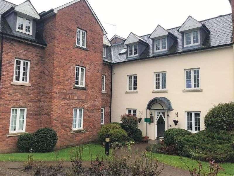 2 Bedrooms Property for sale in Pagasus Court, Abergavenny: **WELL PRESENTED & SPACIOUS APARTMENT**