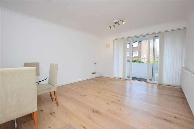 2 Bedrooms Apartment Flat for sale in Coningsby Court, The Dell, Radlett