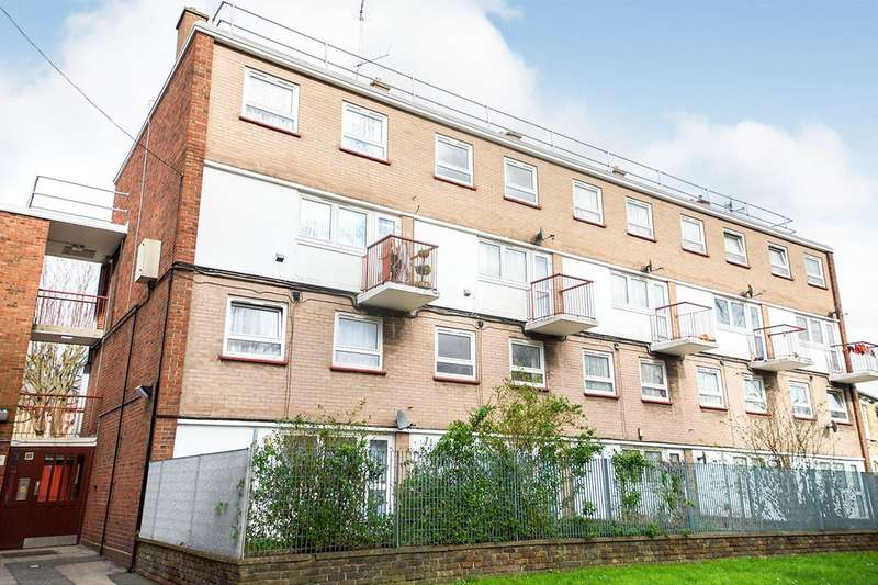 3 Bedrooms Apartment Flat for sale in Kebbell Terrace, Claremont Road, London, E7