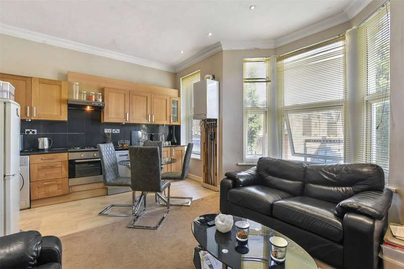2 Bedrooms Flat for sale in Bravington Road, Maida Vale, London, W9