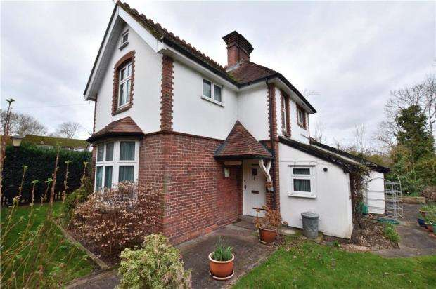 3 Bedrooms Detached House for sale in The Island, West Drayton, Middlesex