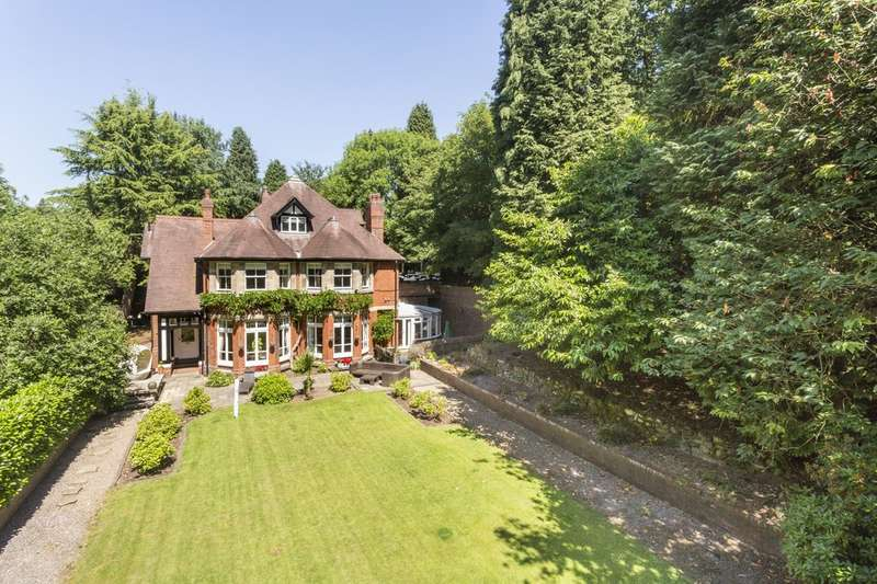 7 Bedrooms Detached House for sale in Hayes Bank, Stone