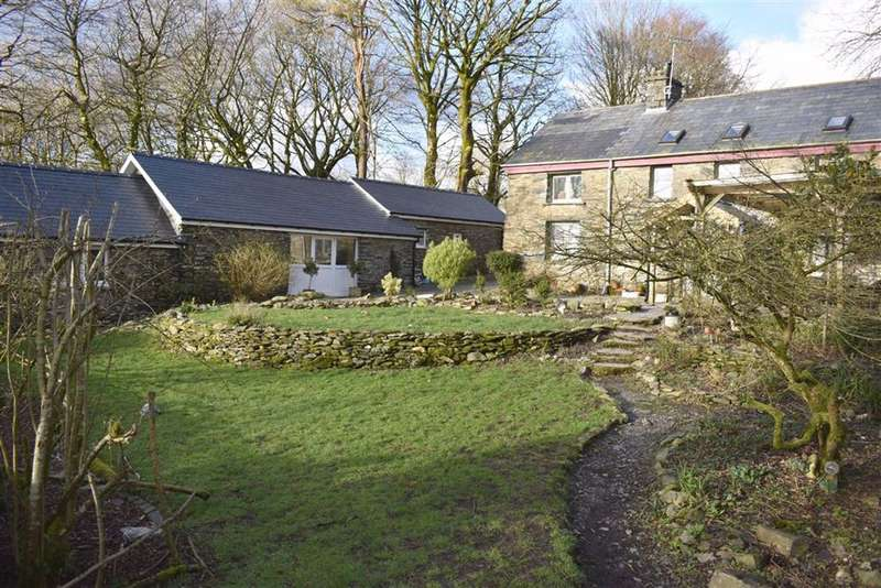 5 Bedrooms Detached House for sale in Llanfair Clydogau, Lampeter