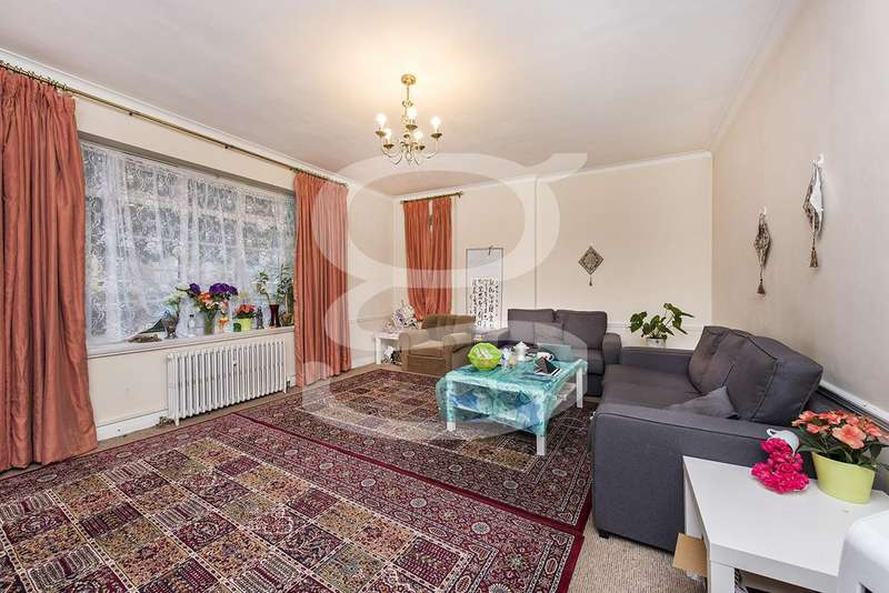 4 Bedrooms Apartment Flat for sale in Greville Place, NW6