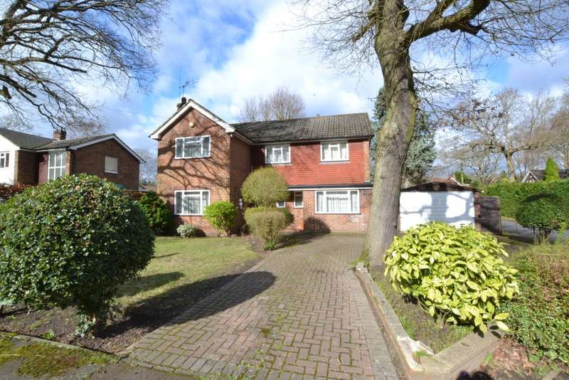 4 Bedrooms House for sale in Dartnell Park Road, West Byfleet, KT14