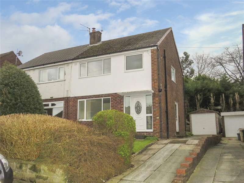 3 Bedrooms Semi Detached House for sale in Seaford Road, Bolton, Greater Manchester, BL2