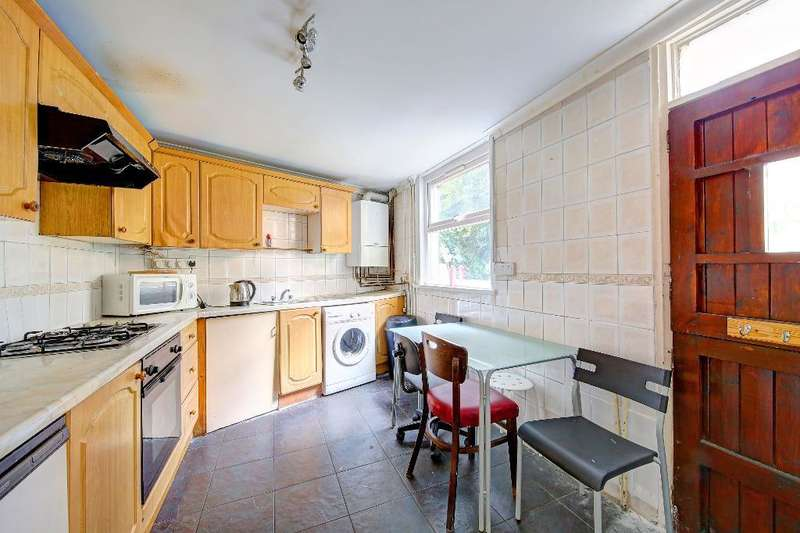 2 Bedrooms Terraced House for sale in Coningsby Road, Ealing, W5 4HP